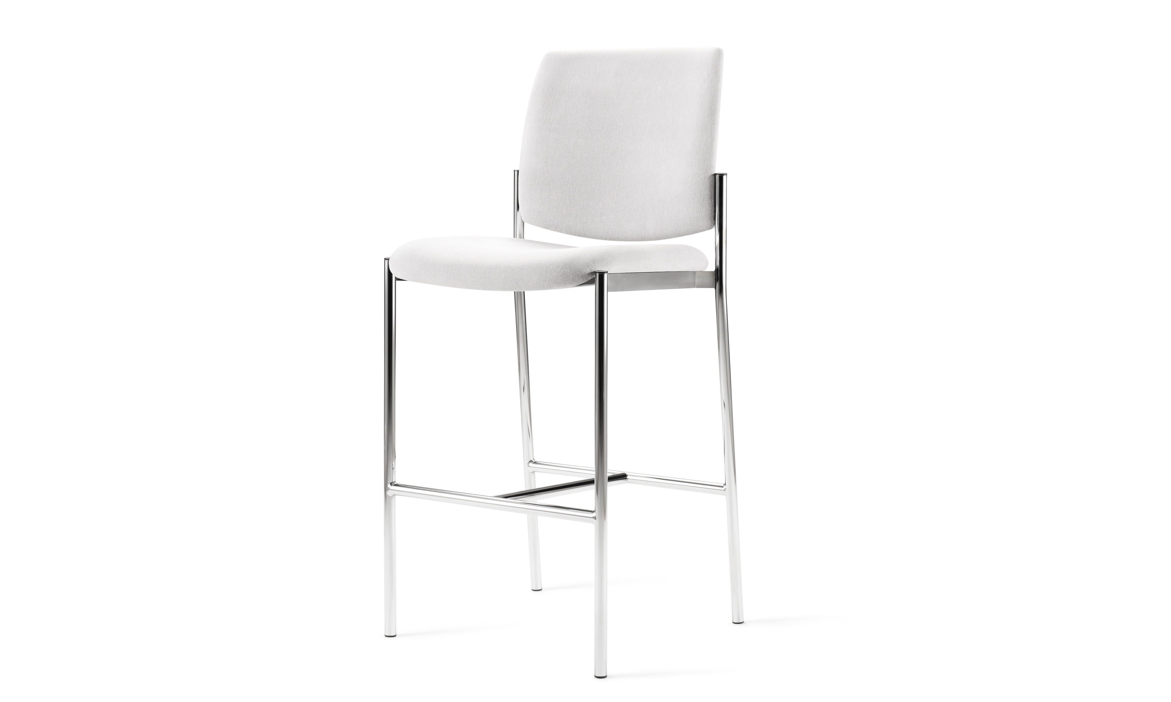 Source international products font stacking - B Tte Cache Armless Stool Cache Font Armless Stool