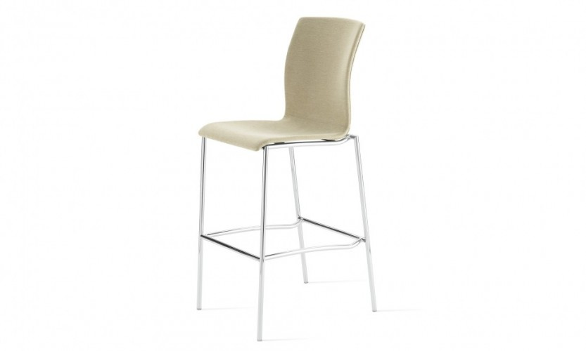 Axis Stool Upholstered 3.4