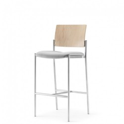 Cache Stool Sq Wd Uph Scr 3.4