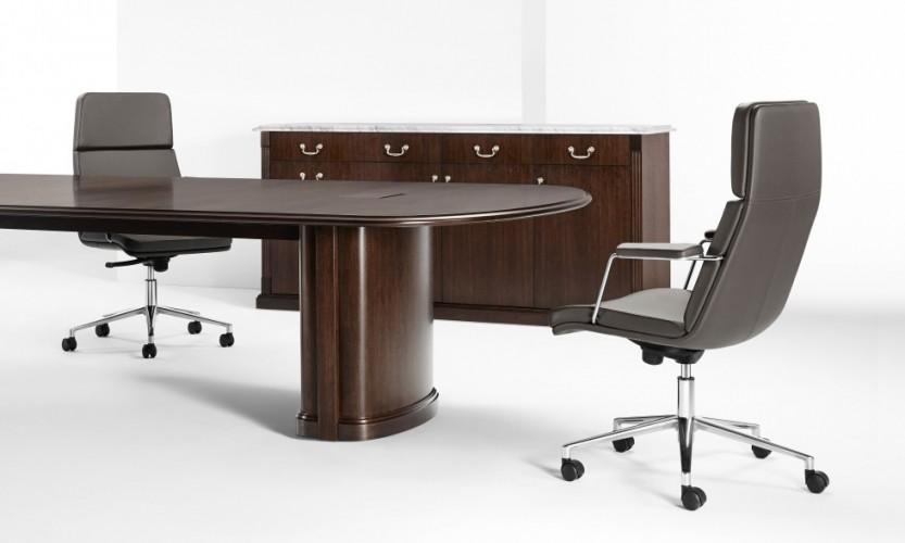 CrissCross SW Table Credenza