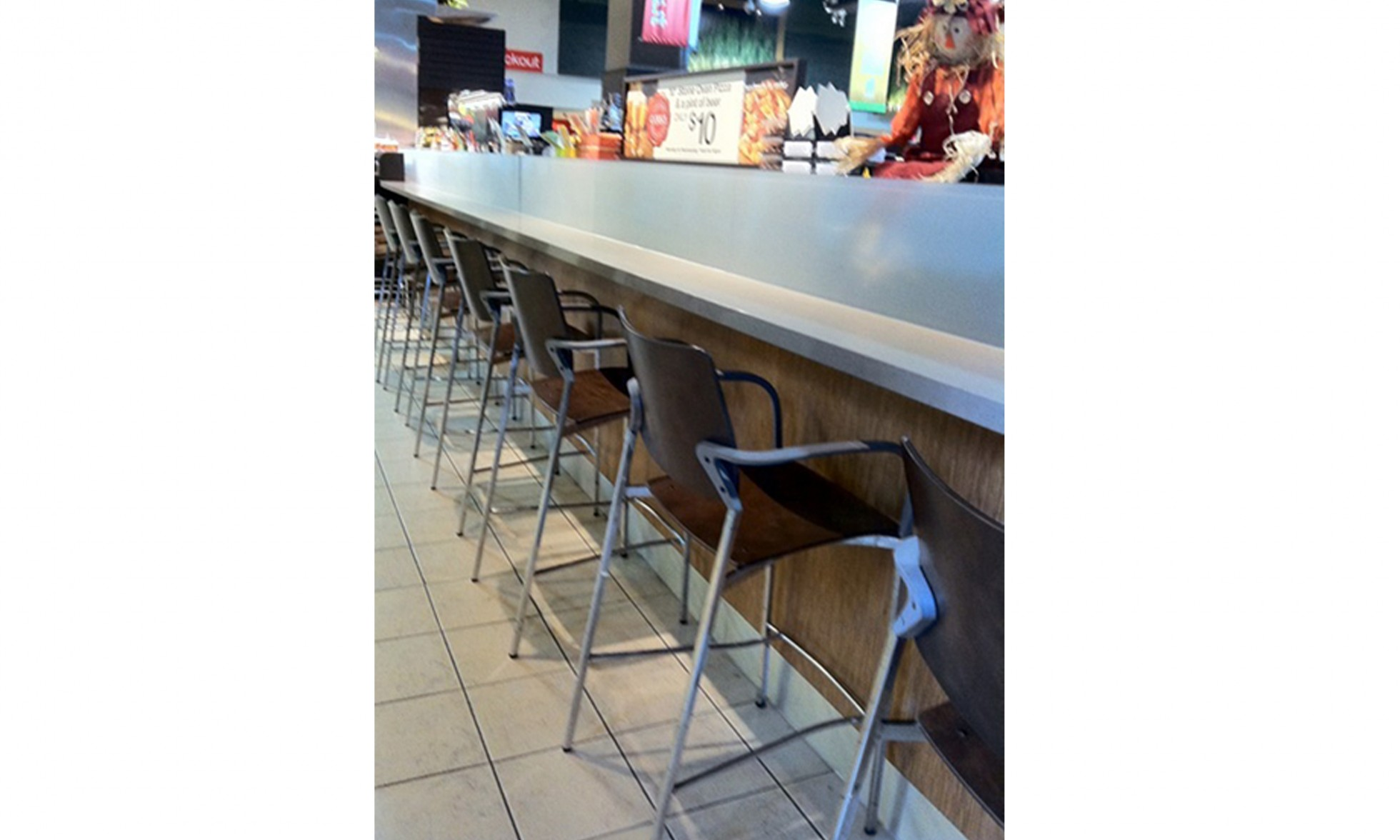Source International Products Font Stools