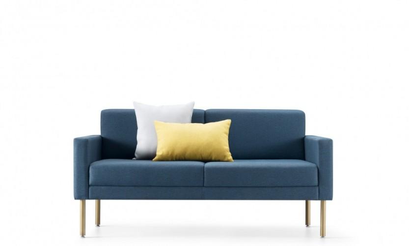 Lore Low Arm 2 Seat Sofa