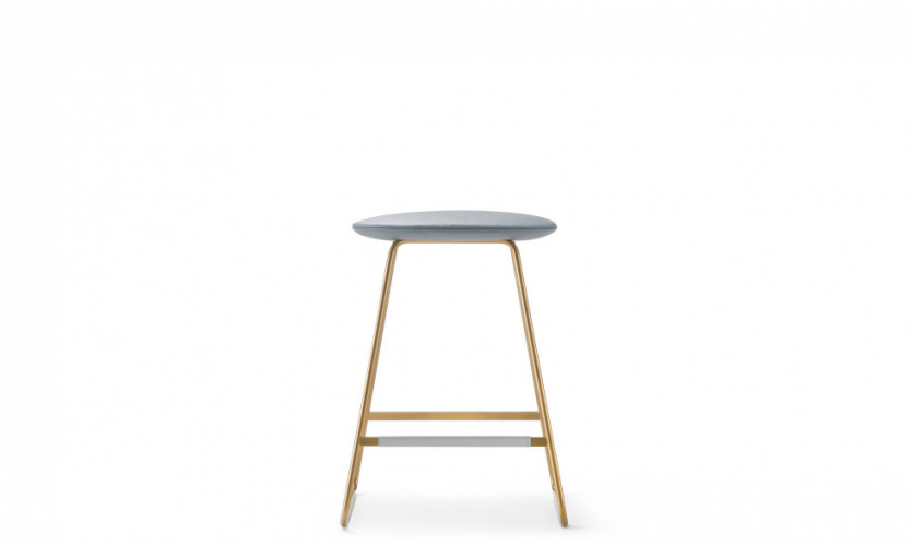 Tempt Stool 24 Brs Front SG