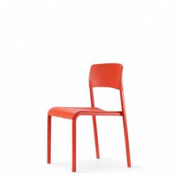 Viiva Chair LtRd LtRd 3.4