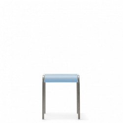 Viiva Table LtBl Gmtl Front