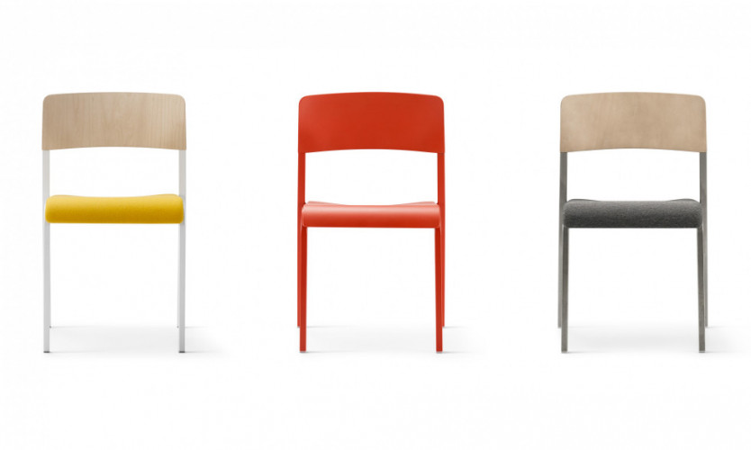Viiva 3 Chairs