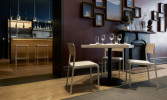 Viiva White Chairs & Stools HH